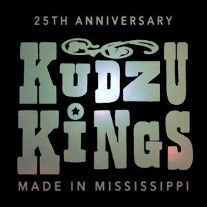 Kudzu Kings 25th Anniversary Live album cover